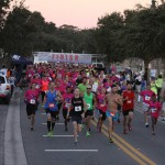 Start of the 2014 Sanford Riverwalk 5K